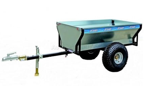 ATV-Trailer-Single-axle